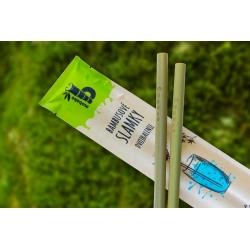 Mobake - Bambusové slamky 2ks
