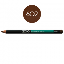 ZAO - 602 Dark Brown -...