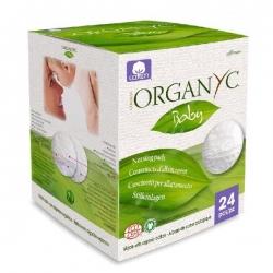Organyc - Dojčenské tampóny...