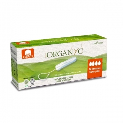 Organyc - Tampóny zo 100%...