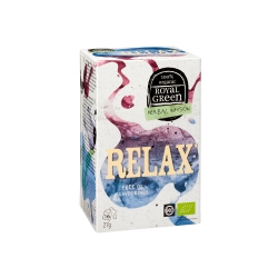 BIO Bylinkový čaj RELAX 27g