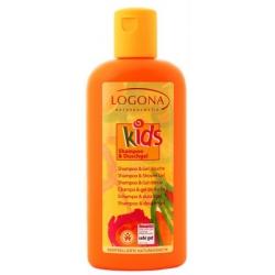 LOGONA - Kids šampón &...